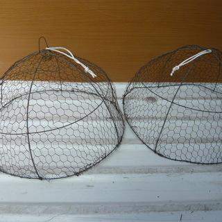 鳥かご・捕獲網・鳥網