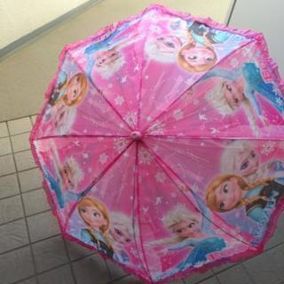 ディズニー アナと雪の女王 傘