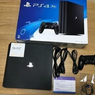 【美品】PS4 pro 1TB CUH-7000B B01 Jet...
