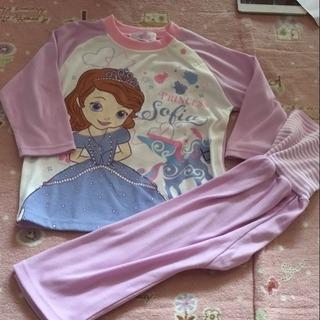 ソフィアのパジャマ②