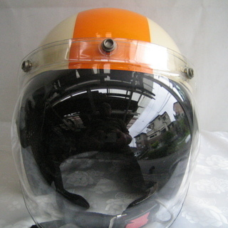 ★BARTON      ジェット型ヘルメット    フリーサイ...