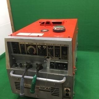 ☆中古品 新ダイワ 溶接機&発電機 ウェルダー EGW180M ...