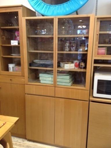 無印良品 カップボード 食器棚
