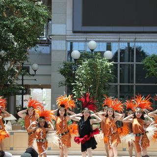 ハワイアンフラ&タヒチアンダンス