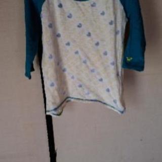 ROXYロキシー七分袖Tシャツ