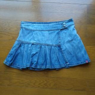 デニムスカート ミニスカート