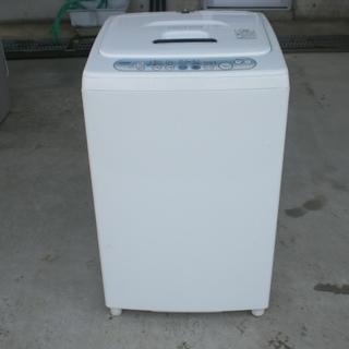 2007年製 洗濯機お譲りします!Toshiba AW-1…