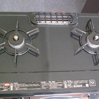 ガスコンロ2014製 リンナイKGE61BL(NO.140) - 金沢市