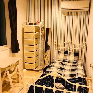 初期費用ゼロ 好立地(新宿、高田馬場に近いです) 電気製品、ベッド...