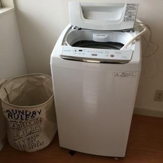 洗濯機5月いっぱいまでに取りに来ていただける方!
