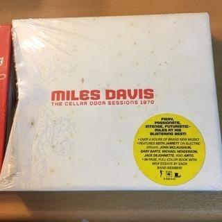マイルス・マイルスデイビス ザ・セラー・ドア・セッションズ1970