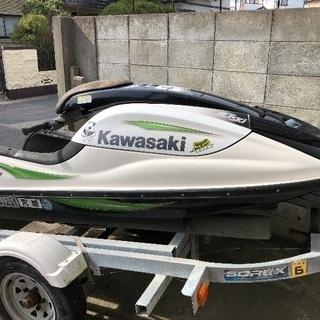 カワサキ800 sx-r ジェットスキー シングル