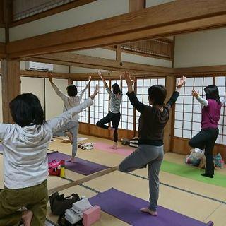 ヨガ 宗像【初心者向け】 径絡やツボにアプローチして体質改善するヨ...