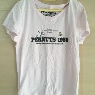 スヌーピー Tシャツ Lサイズ