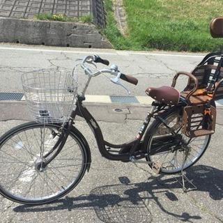 子供乗せ 自転車★3人乗り対応★幼児2人同乗基準適合車