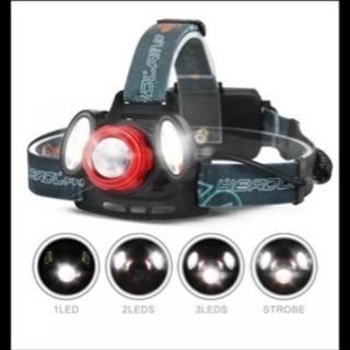 ヘッドライト ヘッドランプ 5000ルーメン 超高輝度 LED 防水