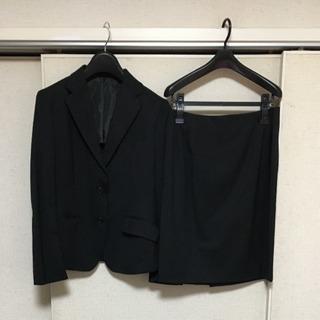 青木 LES MUES スーツスカートセット レディース