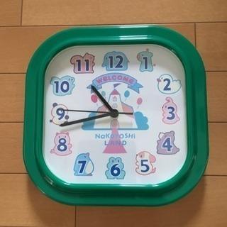 掛け時計♪お値下げしました!