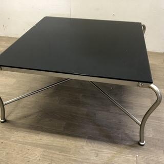 042406☆ガラステーブル ブラック☆