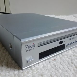 DVDプレイヤー DV-1821-S
