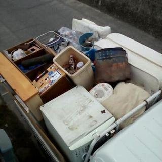ゴミの引き取り、不用品回収します。1000円〜 - 呉市