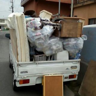 ゴミの引き取り、不用品回収します。1000円〜