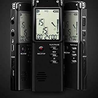 【送料無料!】Adokey 録音機 ボイスレコーダー