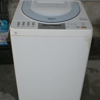 2006年製 洗濯機無料です!!NationalNA-FS…