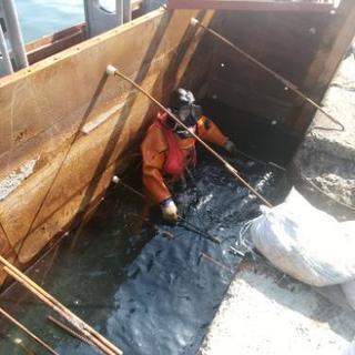 海洋土木工事及び水中工事、