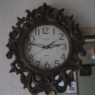 値下げしました。掛け時計