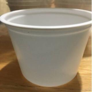 プラカップ アイス デザート使い捨て 100個