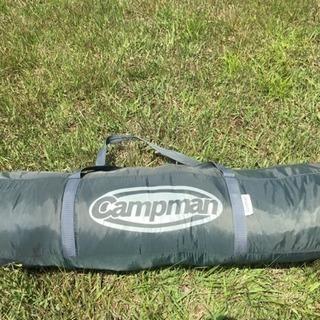 campman ヘキサゴン型スクリーンタープ CP0021TS