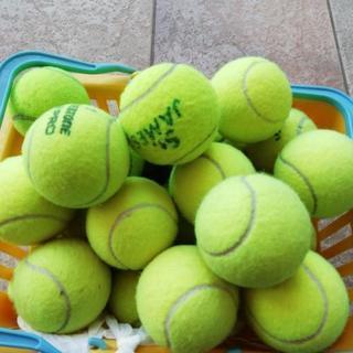徐々に追加しています!お値下げ☆テニスボール★中古☆処分価格です♪