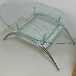 ガラステーブル ニトリ