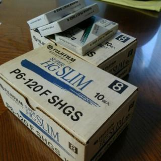 8ミリビデオテープ