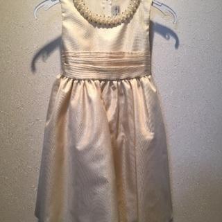 子供用ドレス◎美品◎サイズ120cm