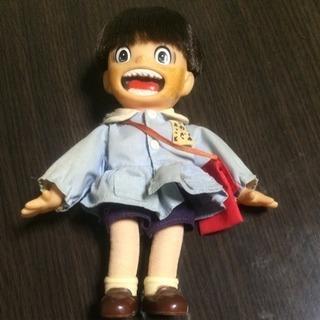 まことちゃん人形(レトロ)