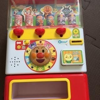 アンパンまんの自動販売機