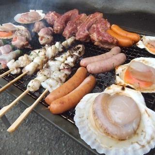 【5月6日㈰】BBQ女子会【鹿行地区】