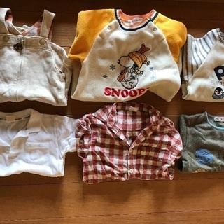 男の子用 子供服 80〜120 55点