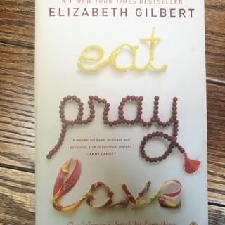 【洋書】 eat pray love