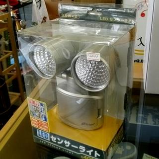 札幌市 新品 LEDセンサーライト 電池式 電気工事不要 防犯 ...