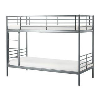 【最終値下げ】IKEA★イケア★2段ベッド アンダーベッド付