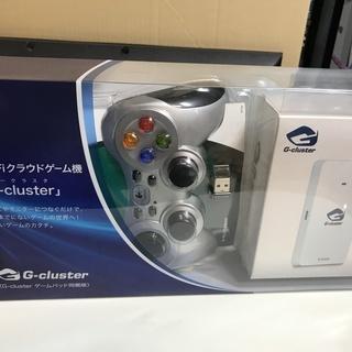 【新品・未使用】G-cluster ジークラスタ (クラウドゲー...