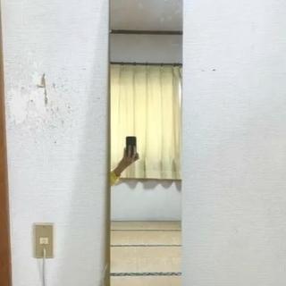 鏡 姿見 全身鏡 ガラスミラー