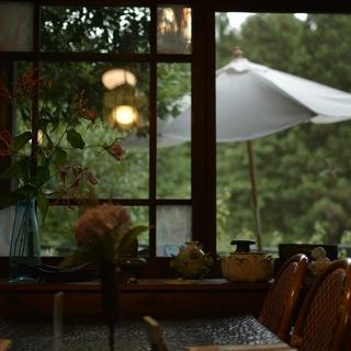都心からたった一時間、山奥にポツンと癒しカフェ!