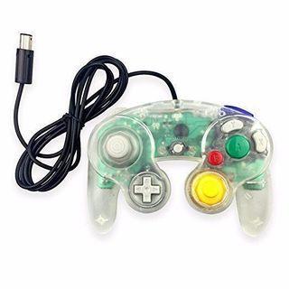 【新品未使用】ゲームキューブ Wii用 互換品 ゲーム コントローラー