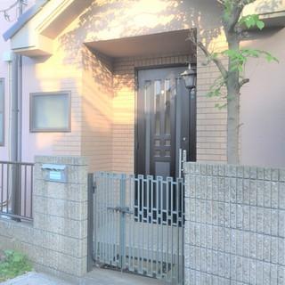 閑静な住宅地のリフォーム済みの一戸建てです