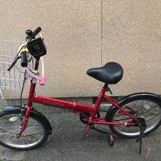 折りたたみ自転車.+*:゚+。.☆