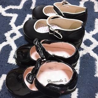 フォーマル靴 女の子  15 16センチ